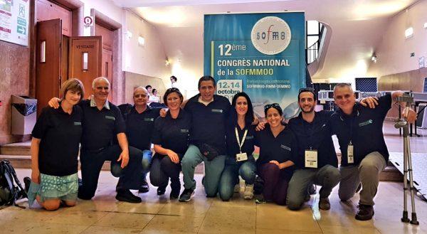 נציגי ישראל בכנס החברה העולמית לרפואת שריר-שלד-FIMM