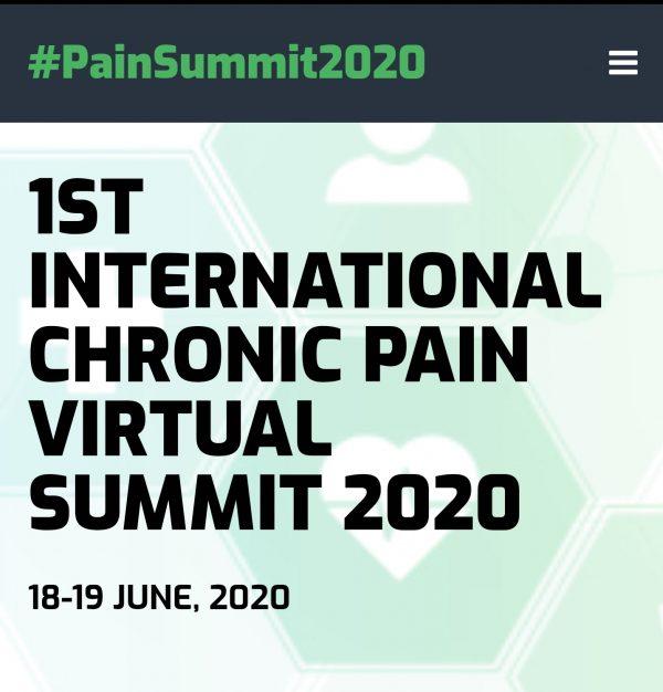 הרשמה לכנס בינלאומי בנושא כאב כרוני